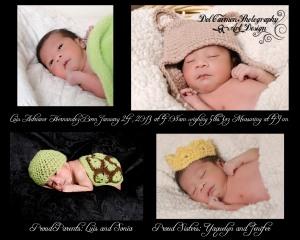 Luisito's birth announcementweb