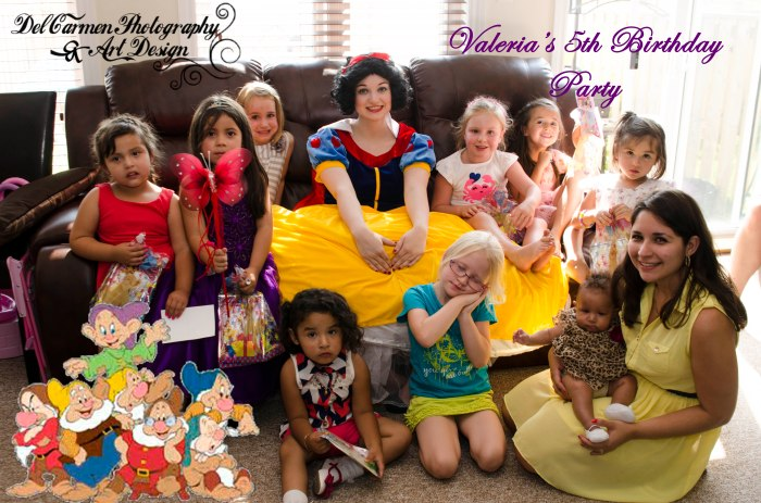 Valeria's 5th Birthday