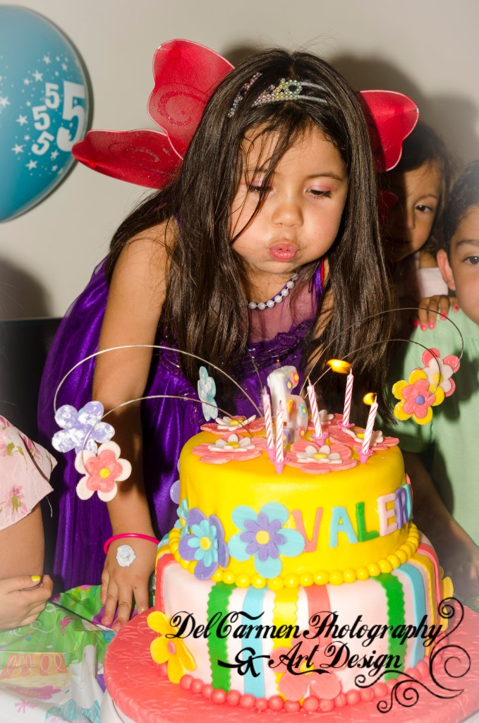 Valeria's 5th Birthday