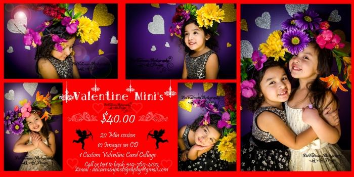 Valentine Flyer Valentines 2015